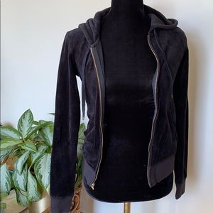 Juicy couture sweatsuit jacket